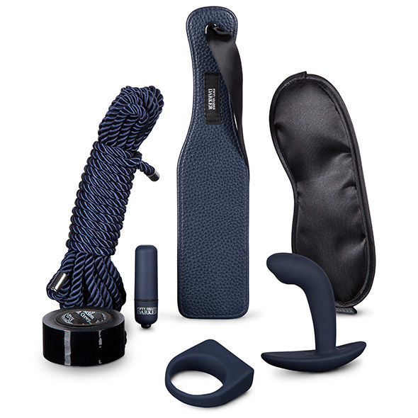 FIFTY SHADES OF GREY DARKER DARK DESIRE ADVANCED COUPLES KIT